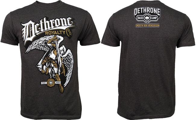 dethrone-smooth-ben-henderson-shirt