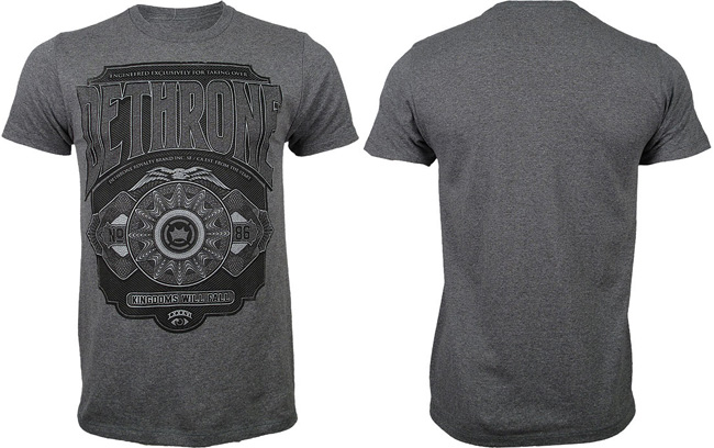 dethrone-the-certificate-shirt