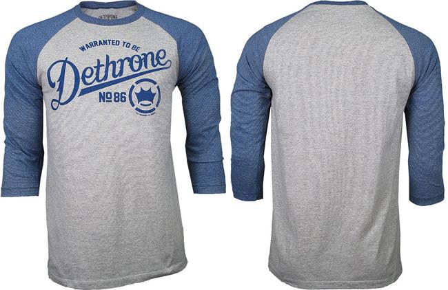 dethrone-warranted-shirt