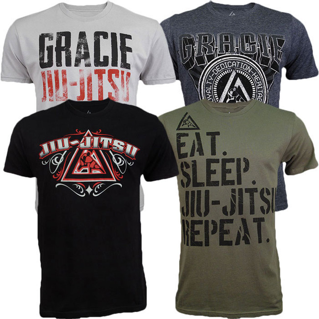 gracie-jiu-jitsu-shirt-bundle