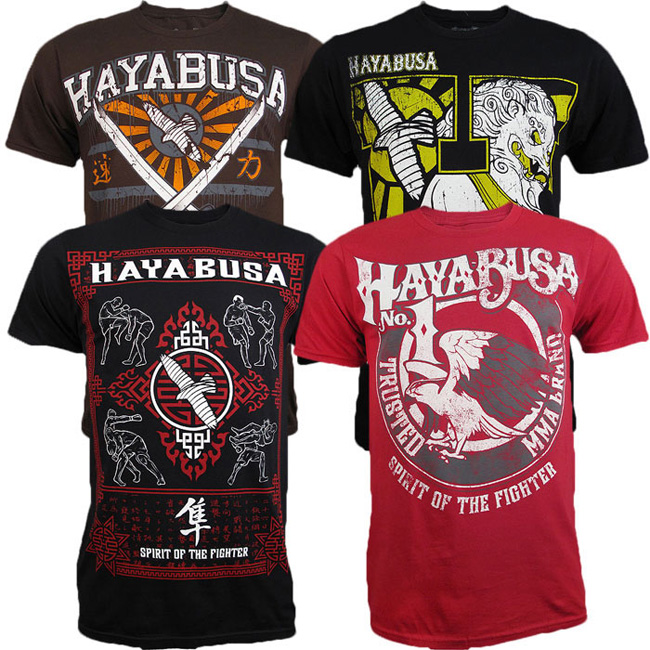 hayabusa-t-shirts-bundle