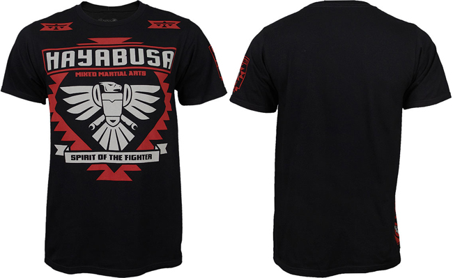 hayabusa-the-brave-shirt-black