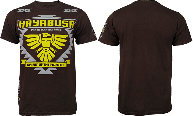 hayabusa-the-brave-shirt-brown