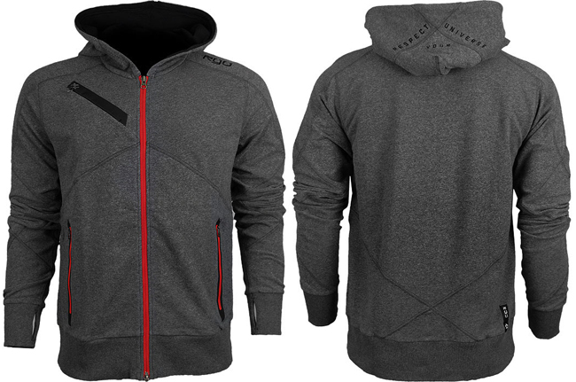 ryu-warrior-hoodie-grey
