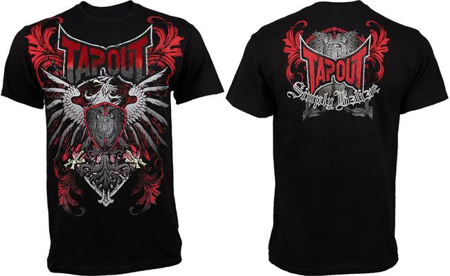 tapout-black-bird-shirt