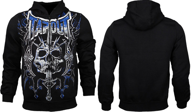 tapout-tribal-blades-hoodie