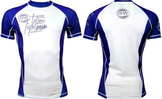 tatami-ibjjf-rank-rashguard-blue