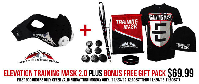 training-mask-black-friday-deal