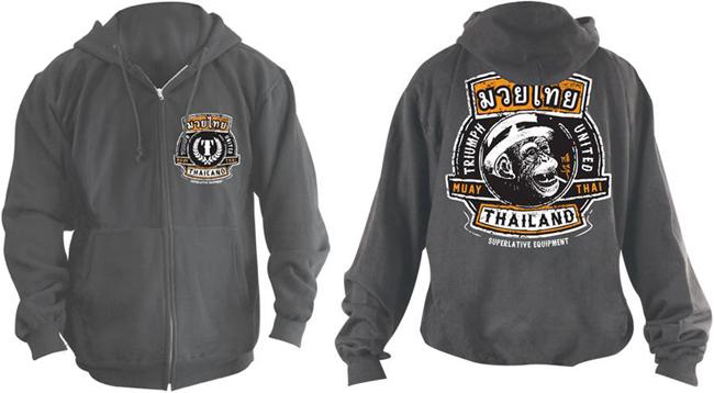 triumph-united-monkey-hoodie-charcoal