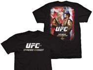 ufc-154-event-t-shirt