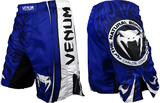 venum-carlos-condit-ufc-154-fight-shorts-blue