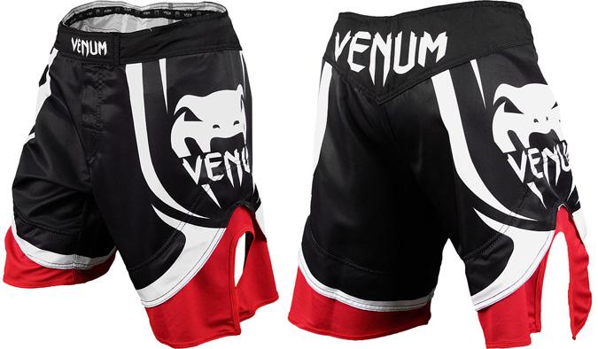 venum-electron-2.0-shorts-black