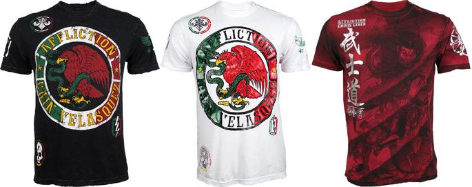 affliction-ufc-155-shirts