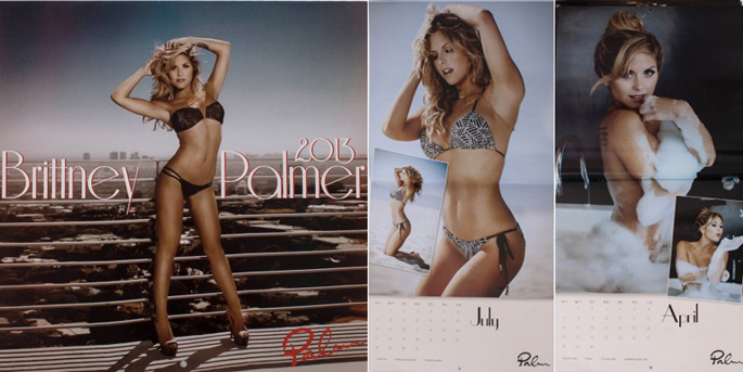 brittney-palmer-2013-calendar