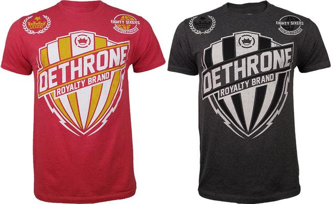 dethrone-bolt-shield-shirt
