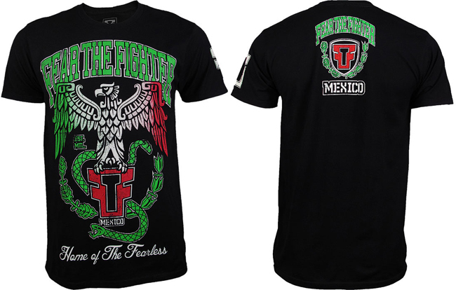 fear-the-fighter-mexico-shirt