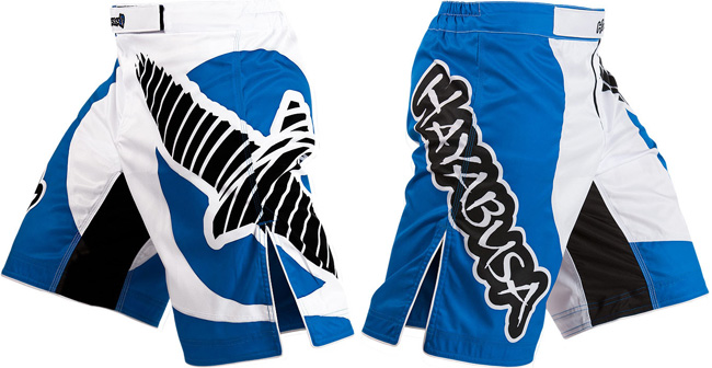 hayabusa-chikara-fight-shorts-blue