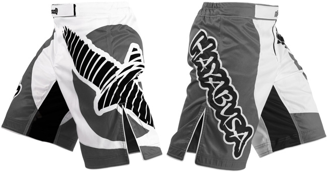 hayabusa-chikara-fight-shorts-grey