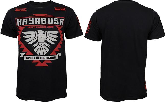 hayabusa-the-brave-shirt-black