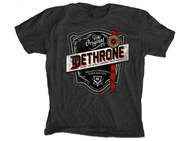 joe-lauzon-dethrone-ufc-155-walkout-shirt