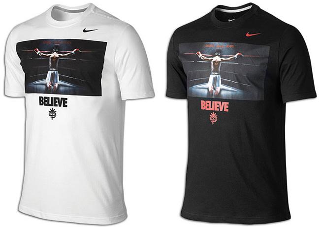 Manny Pacquiao Nike Shirts