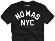 no-mas-nyc-t-shirt