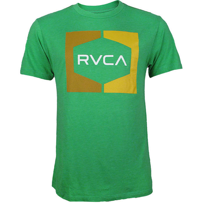rvca-inert-hex-shirt-green