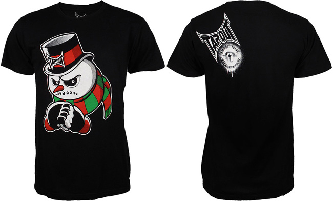 tapout-frosty-shirt