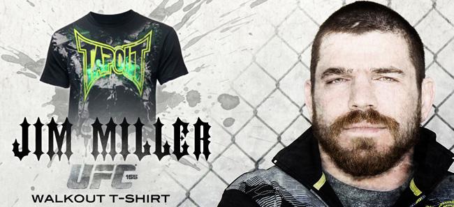 tapout-jim-miller-ufc-155-shirt