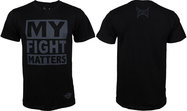 tapout-my-fight-matters-shirt