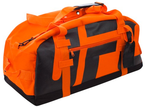 Ufc Fight Camp Duffle Bag Orange