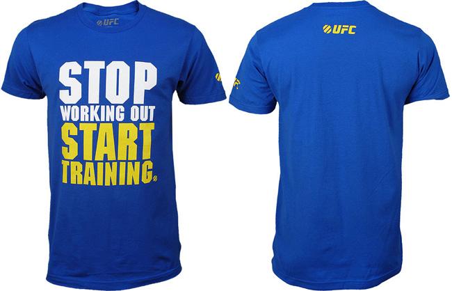 ufc-start-training-shirt