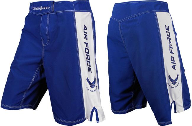 clinch-gear-air-force-shorts