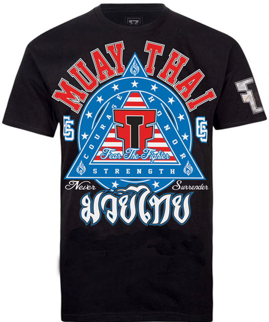 fear-the-fighter-muay-thai-shirt