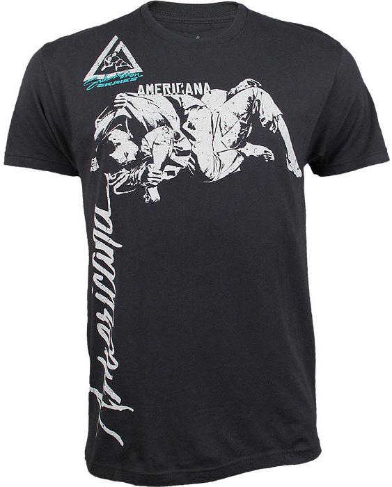 gracie-jiu-jitsu-americana-shirt
