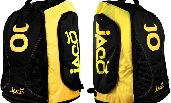 Jaco Convertible Equipment Bag Black Sugafly