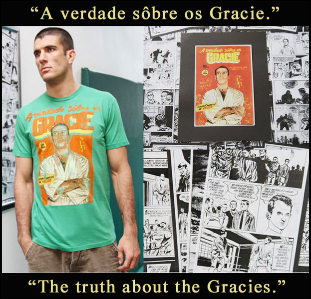 roots-of-fight-gracie-comic-shirt
