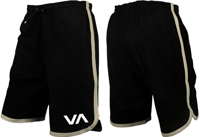 rvca-va-sport-short-black