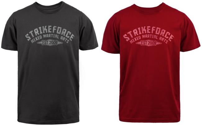 strikeforce-established-shirt