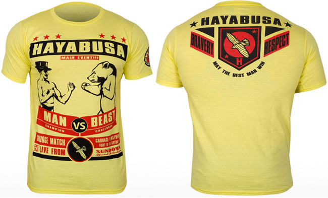 HAYABUSA-JON-FITCH-SHIRT