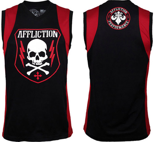 affliction lavar johnson ufc 157 shirt