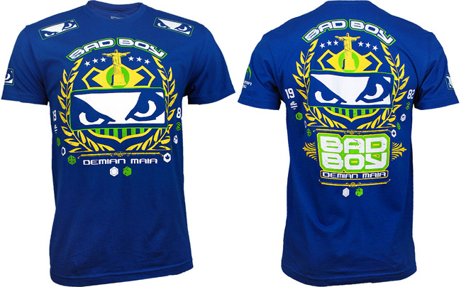 bad-boy-demian-maia-ufc-156-shirt