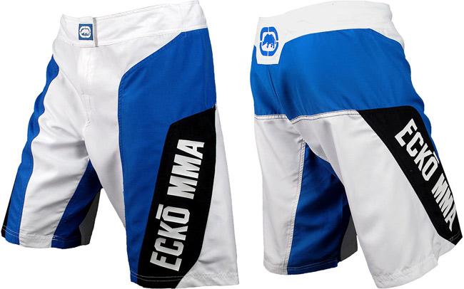ecko-mma-all-star-shorts-white