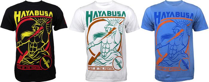 hayabusa-olympus-shirt