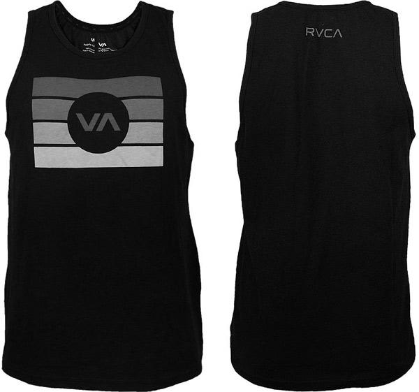 rvca-fade-bars-tank-black