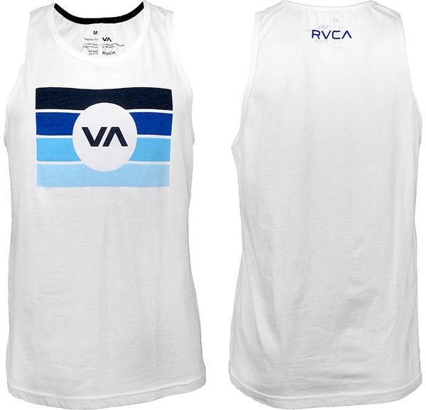 rvca-fade-bars-tank-white