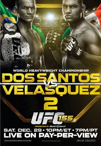 ufc-155-signed-poster