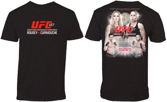 ufc-157-event-shirt