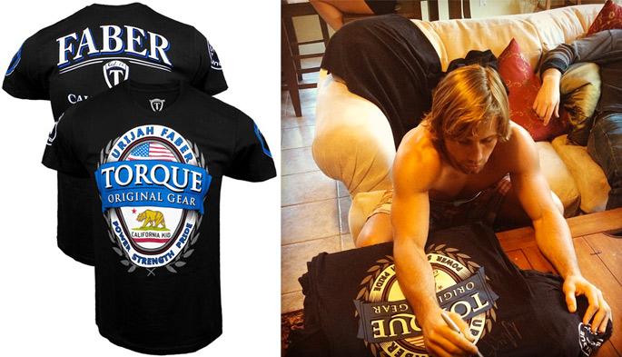urijah-faber-ufc-157-autographed-shirt
