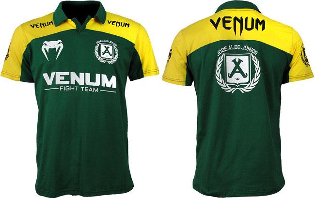 venum-jose-aldo-walkout-polo-green